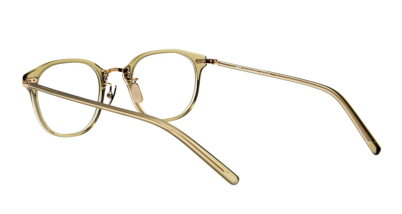 seem Oh My Glasses TOKYO Sarah omg-120-OL-48 [鯖江産/ウェリントン/緑]  3