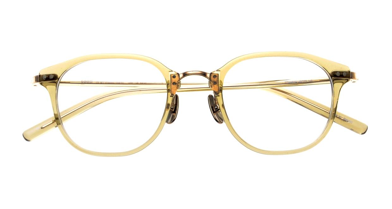 seem Oh My Glasses TOKYO Sarah omg-120-OL-48 [鯖江産/ウェリントン/緑]  4