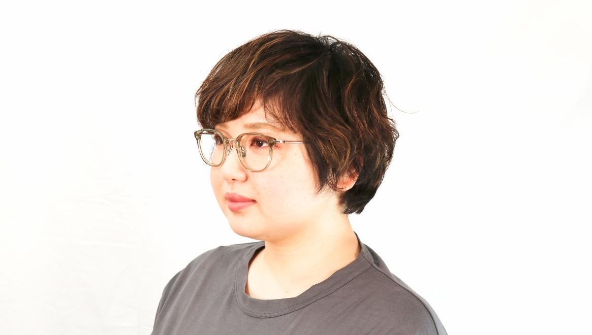 seem Oh My Glasses TOKYO Sarah omg-120-OL-48 [鯖江産/ウェリントン/緑]  8