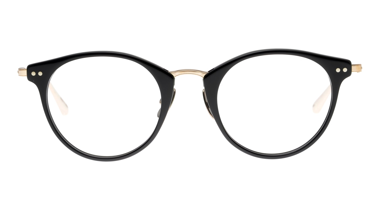 seem Oh My Glasses TOKYO Nina omg-121-BKG-47 [黒縁/鯖江産/丸メガネ]