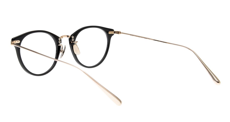seem Oh My Glasses TOKYO Nina omg-121-BKG-47 [黒縁/鯖江産/丸メガネ]  3