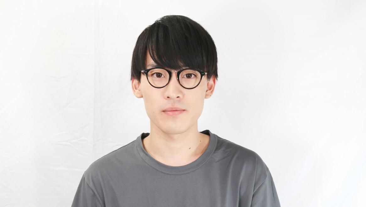 seem Oh My Glasses TOKYO Nina omg-121-BKG-47 [黒縁/鯖江産/丸メガネ]  5