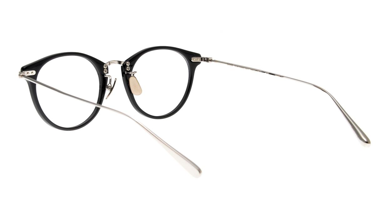 seem Oh My Glasses TOKYO Nina omg-121-BKS-47 [黒縁/鯖江産/丸メガネ]  3