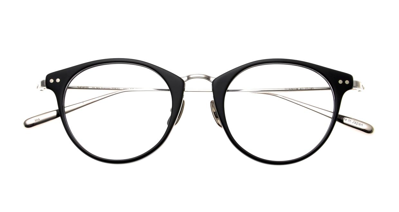 seem Oh My Glasses TOKYO Nina omg-121-BKS-47 [黒縁/鯖江産/丸メガネ]  4