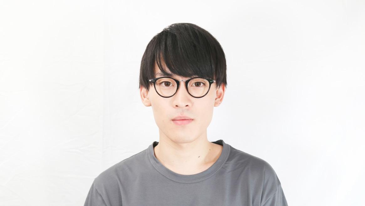 seem Oh My Glasses TOKYO Nina omg-121-BKS-47 [黒縁/鯖江産/丸メガネ]  5