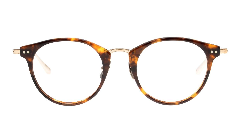 seem Oh My Glasses TOKYO Nina omg-121-DM-47 [鯖江産/丸メガネ/べっ甲柄]