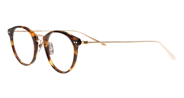 seem Oh My Glasses TOKYO Nina omg-121-DM-47 [鯖江産/丸メガネ/べっ甲柄]  1