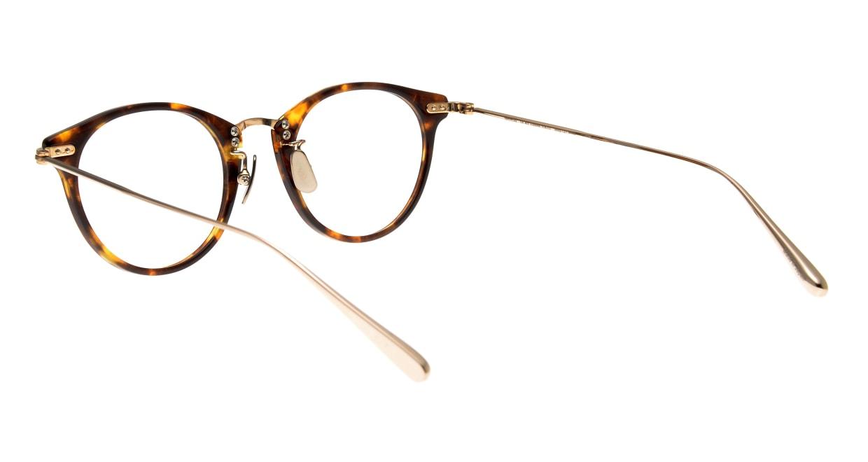 seem Oh My Glasses TOKYO Nina omg-121-DM-47 [鯖江産/丸メガネ/べっ甲柄]  3