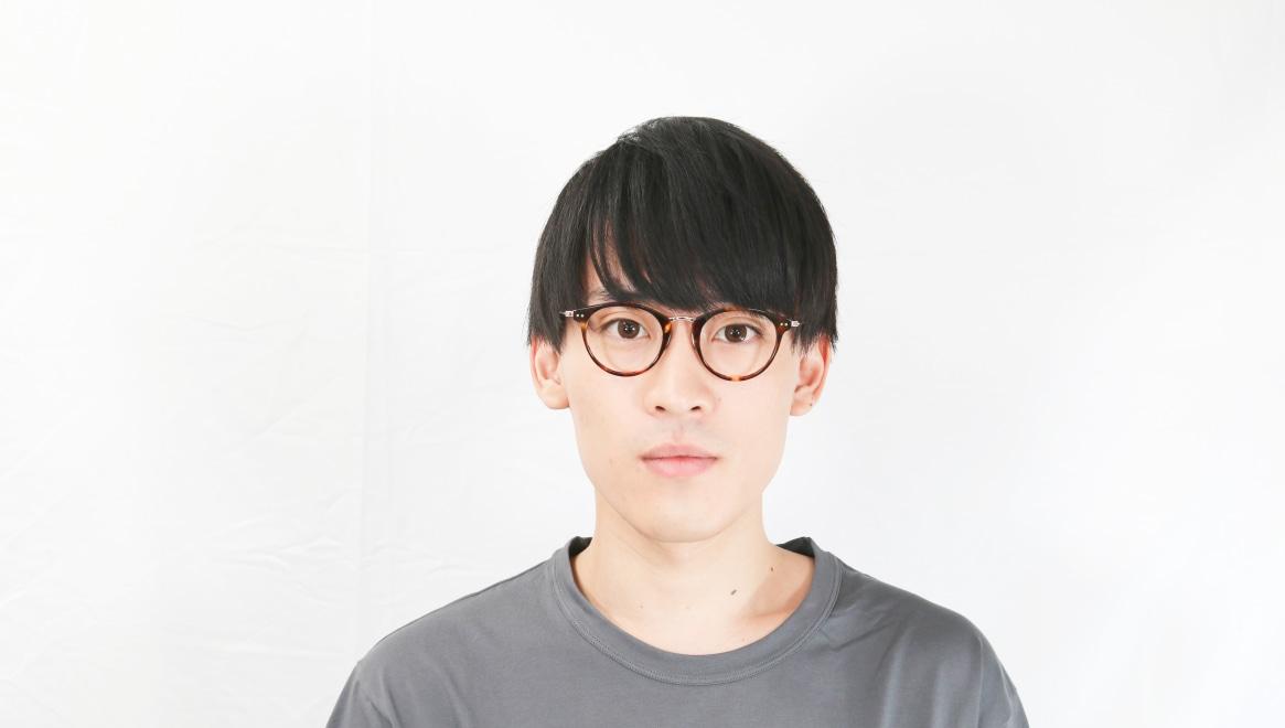 seem Oh My Glasses TOKYO Nina omg-121-DM-47 [鯖江産/丸メガネ/べっ甲柄]  5
