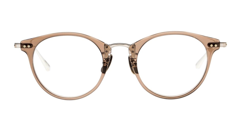 seem Oh My Glasses TOKYO Nina omg-121-GRY-47 [鯖江産/丸メガネ/緑]