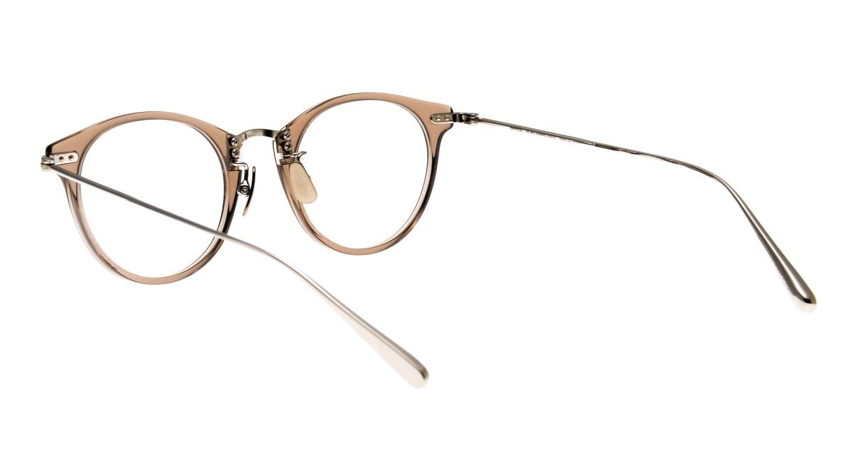 seem Oh My Glasses TOKYO Nina omg-121-GRY-47 [鯖江産/丸メガネ/緑]  3