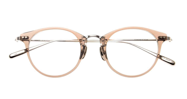 seem Oh My Glasses TOKYO Nina omg-121-GRY-47 [鯖江産/丸メガネ/緑]  4