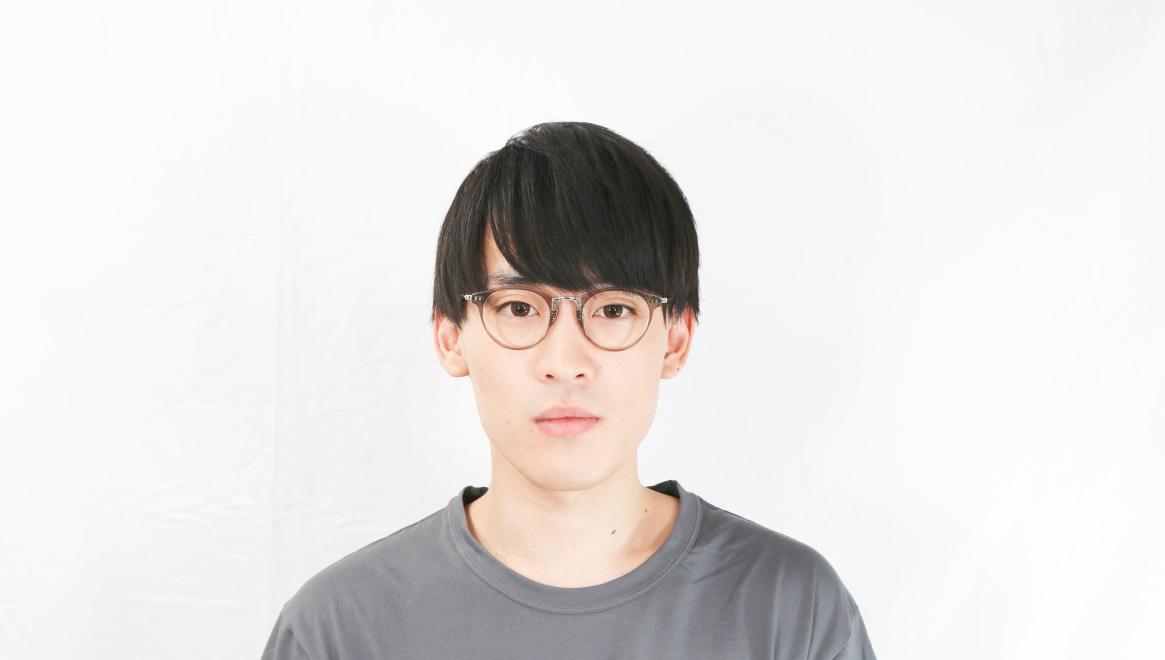 seem Oh My Glasses TOKYO Nina omg-121-GRY-47 [鯖江産/丸メガネ/緑]  5