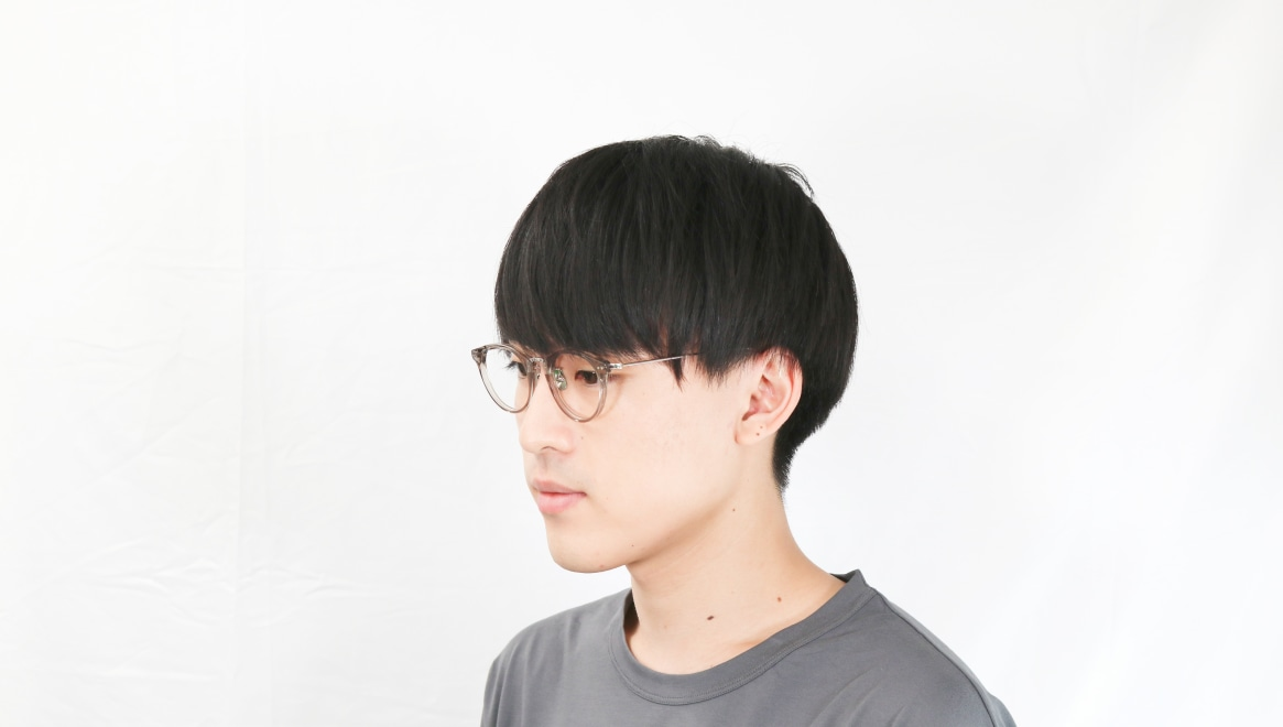 seem Oh My Glasses TOKYO Nina omg-121-GRY-47 [鯖江産/丸メガネ/緑]  6