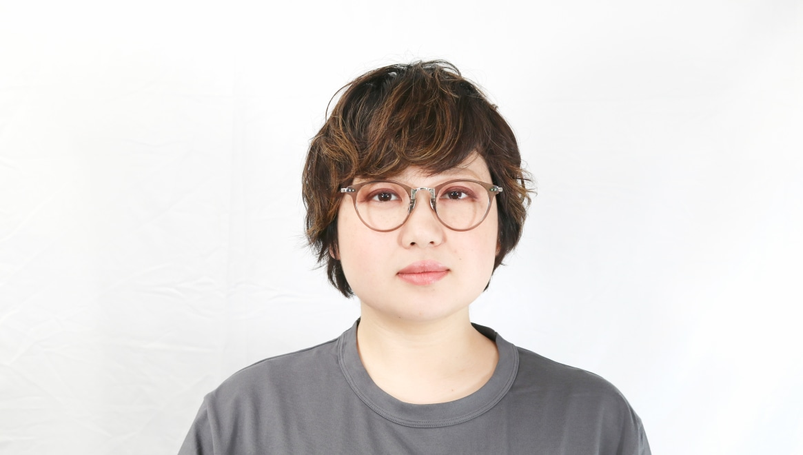 seem Oh My Glasses TOKYO Nina omg-121-GRY-47 [鯖江産/丸メガネ/緑]  7