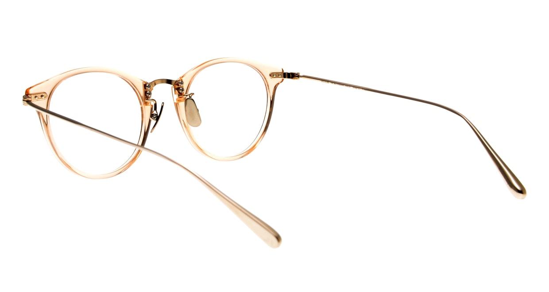 seem Oh My Glasses TOKYO Nina omg-121-BR-47 [鯖江産/丸メガネ/ピンク]  3