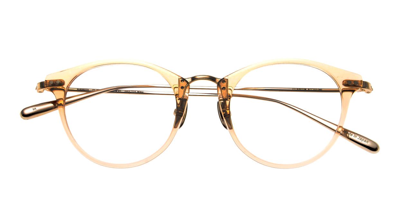 seem Oh My Glasses TOKYO Nina omg-121-BR-47 [鯖江産/丸メガネ/ピンク]  4