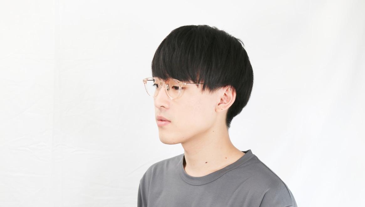 seem Oh My Glasses TOKYO Nina omg-121-BR-47 [鯖江産/丸メガネ/ピンク]  6