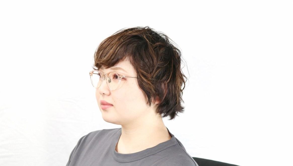 seem Oh My Glasses TOKYO Nina omg-121-BR-47 [鯖江産/丸メガネ/ピンク]  8