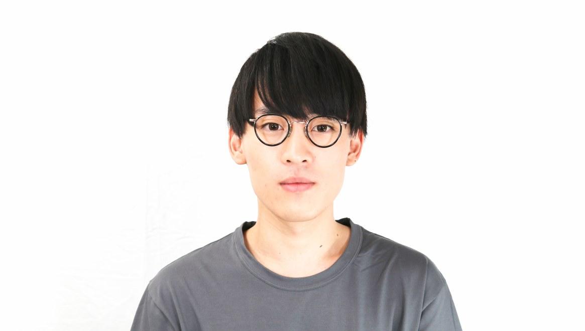 seem Oh My Glasses TOKYO Dexter omg-122-BKG-47 [黒縁/鯖江産/丸メガネ]  5