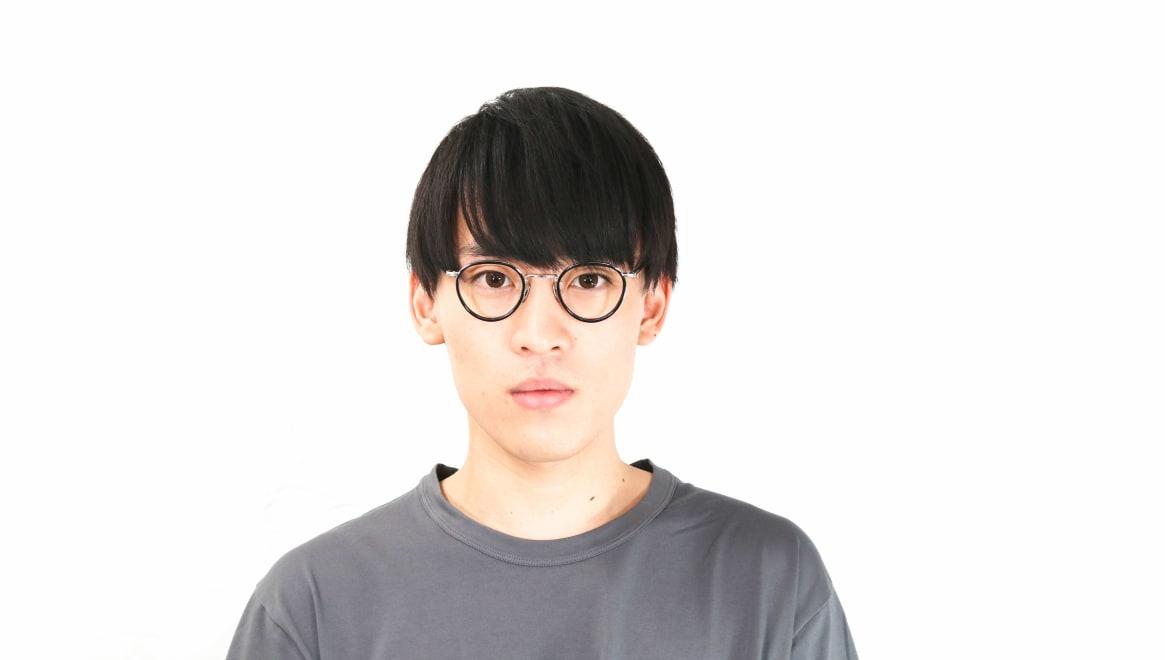 seem Oh My Glasses TOKYO Dexter omg-122-BKS-47 [黒縁/鯖江産/丸メガネ]  5