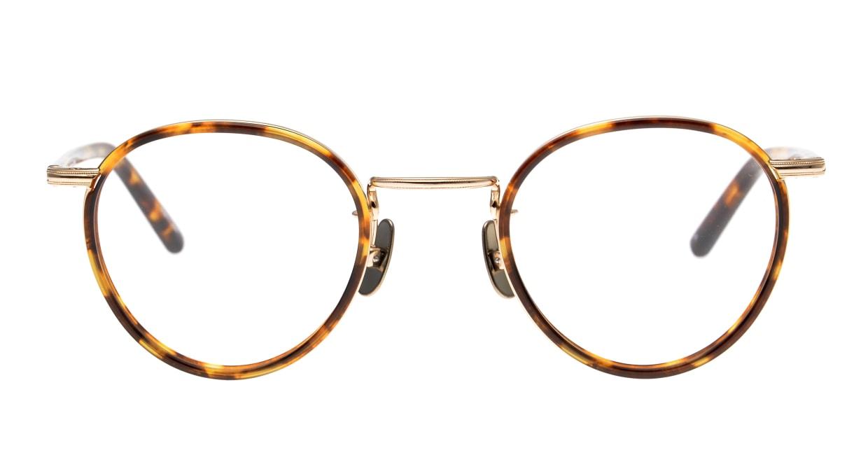 seem Oh My Glasses TOKYO Dexter omg-122-DM-47 [鯖江産/丸メガネ/べっ甲柄]