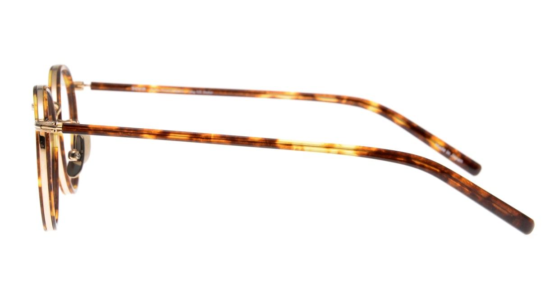 seem Oh My Glasses TOKYO Dexter omg-122-DM-47 [鯖江産/丸メガネ/べっ甲柄]  2