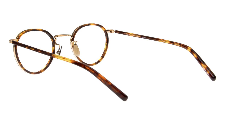 seem Oh My Glasses TOKYO Dexter omg-122-DM-47 [鯖江産/丸メガネ/べっ甲柄]  3