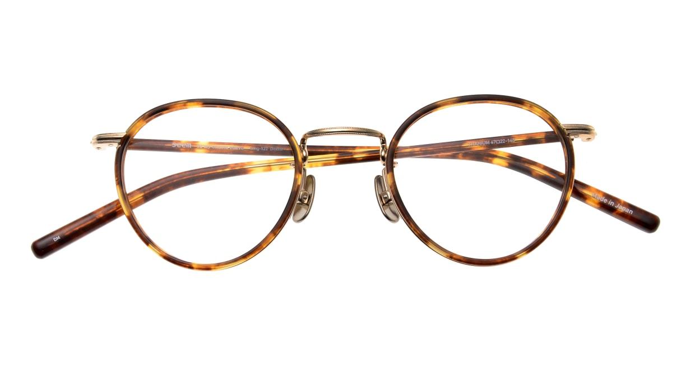 seem Oh My Glasses TOKYO Dexter omg-122-DM-47 [鯖江産/丸メガネ/べっ甲柄]  4