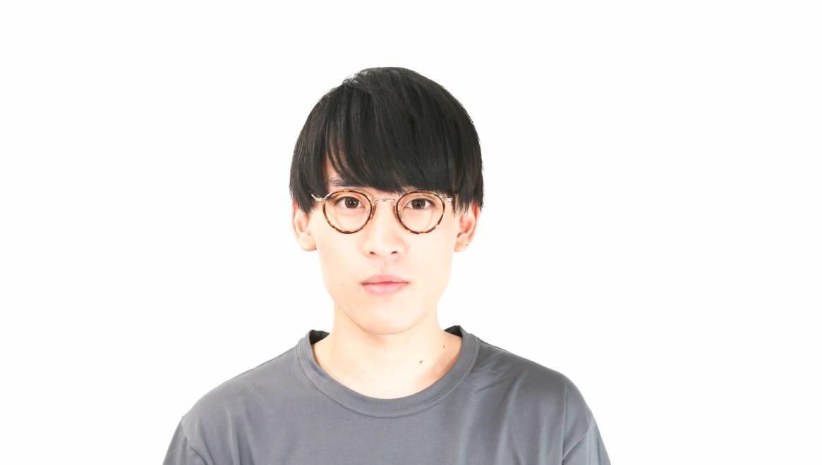 seem Oh My Glasses TOKYO Dexter omg-122-DM-47 [鯖江産/丸メガネ/べっ甲柄]  5
