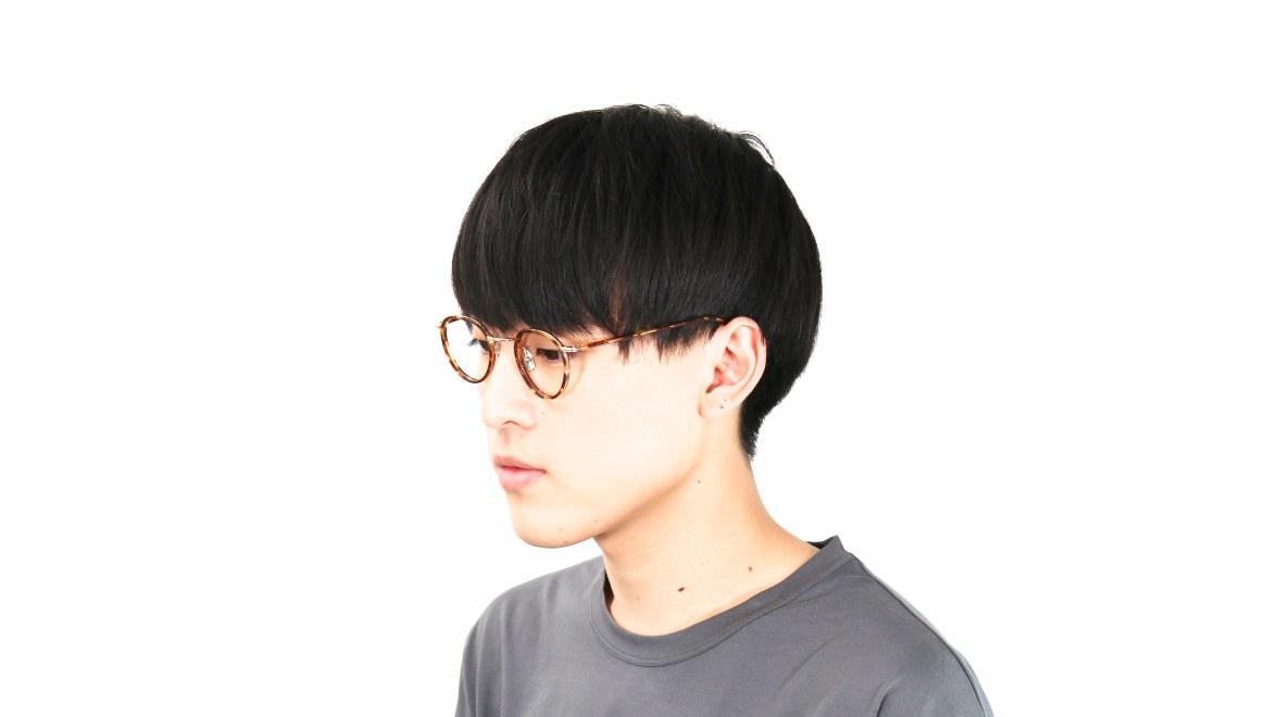 seem Oh My Glasses TOKYO Dexter omg-122-DM-47 [鯖江産/丸メガネ/べっ甲柄]  6