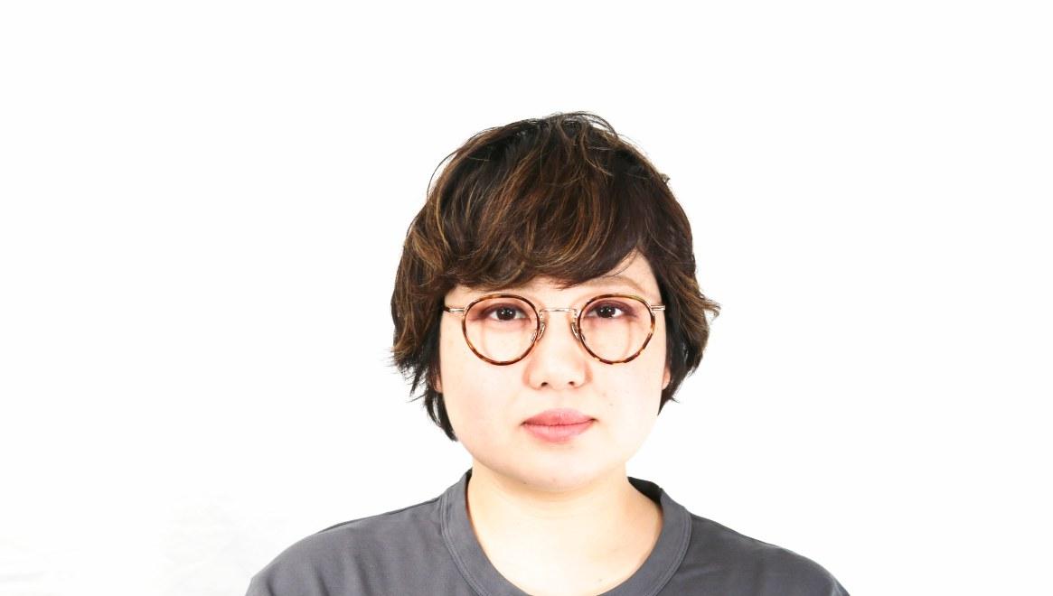 seem Oh My Glasses TOKYO Dexter omg-122-DM-47 [鯖江産/丸メガネ/べっ甲柄]  7