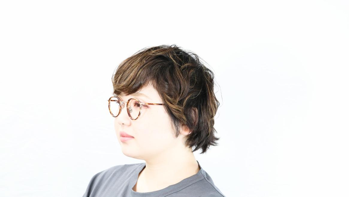 seem Oh My Glasses TOKYO Dexter omg-122-DM-47 [鯖江産/丸メガネ/べっ甲柄]  8