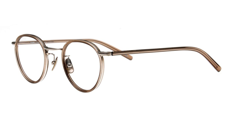 seem Oh My Glasses TOKYO Dexter omg-122-GRY-47 [鯖江産/丸メガネ/緑]  1