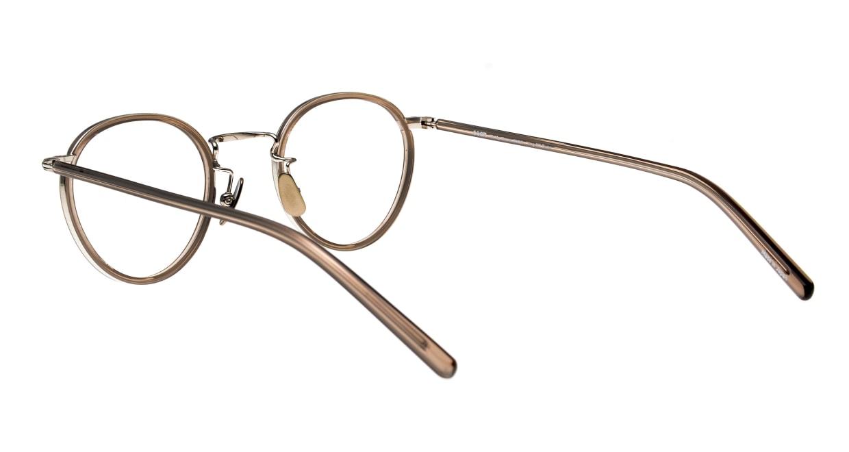 seem Oh My Glasses TOKYO Dexter omg-122-GRY-47 [鯖江産/丸メガネ/緑]  3