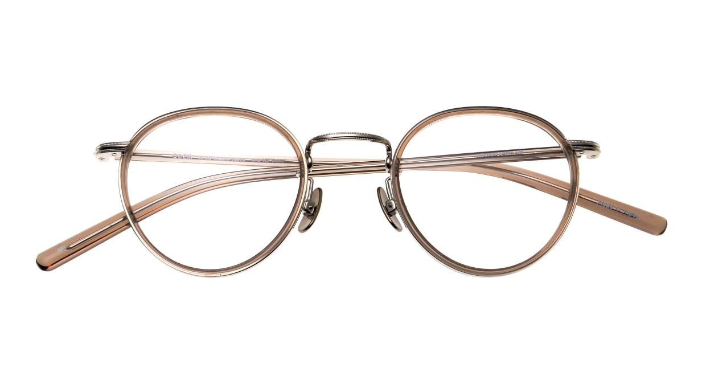 seem Oh My Glasses TOKYO Dexter omg-122-GRY-47 [鯖江産/丸メガネ/緑]  4