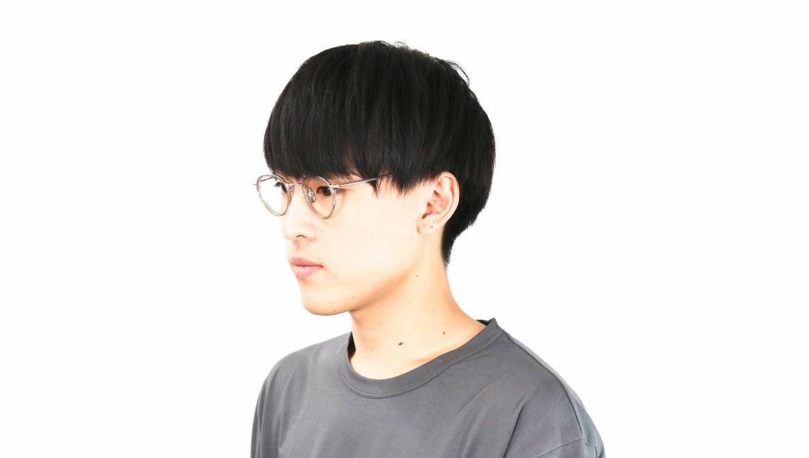 seem Oh My Glasses TOKYO Dexter omg-122-GRY-47 [鯖江産/丸メガネ/緑]  6