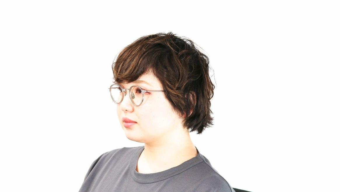 seem Oh My Glasses TOKYO Dexter omg-122-GRY-47 [鯖江産/丸メガネ/緑]  8