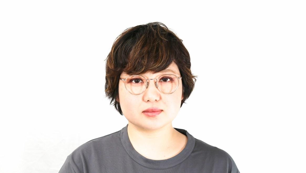 seem Oh My Glasses TOKYO Dexter omg-122-BR-47 [鯖江産/丸メガネ/ピンク]  7