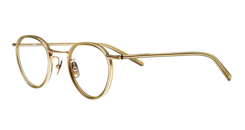 seem Oh My Glasses TOKYO Dexter omg-122-OL-47 [鯖江産/丸メガネ/緑]  1