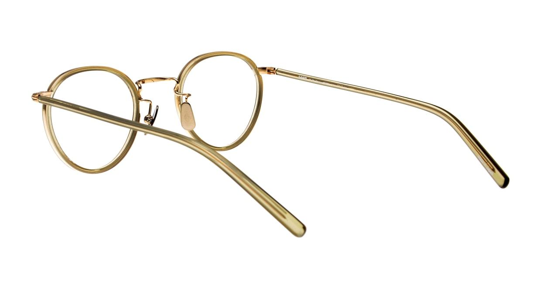 Oh My Glasses TOKYO Dexter omg-122-OL-47 [鯖江産/丸メガネ/緑]  3