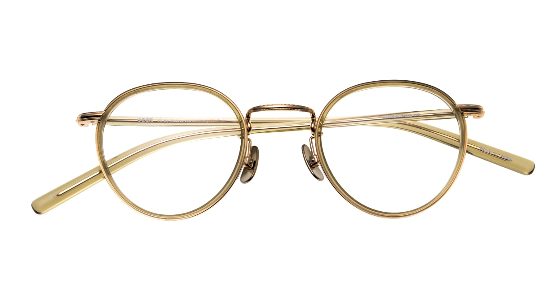 Oh My Glasses TOKYO Dexter omg-122-OL-47 [鯖江産/丸メガネ/緑]  4
