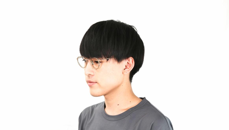 seem Oh My Glasses TOKYO Dexter omg-122-OL-47 [鯖江産/丸メガネ/緑]  6