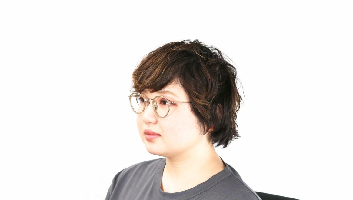 seem Oh My Glasses TOKYO Dexter omg-122-OL-47 [鯖江産/丸メガネ/緑]  8