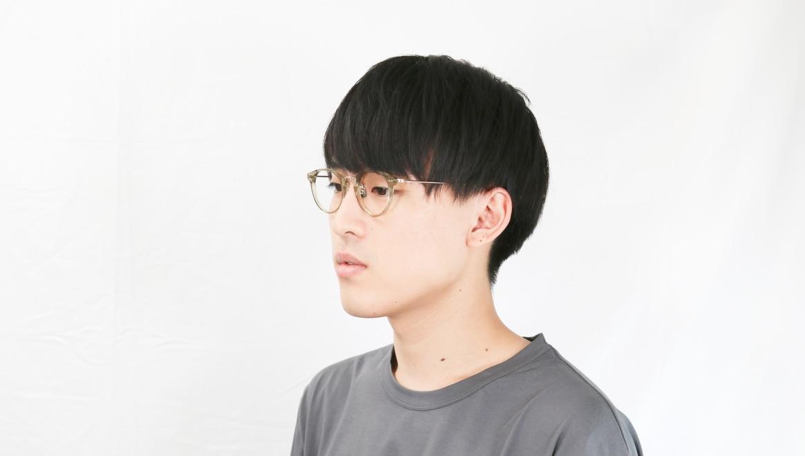 seem Oh My Glasses TOKYO Nina omg-121-OL-47 [鯖江産/丸メガネ/緑]  6
