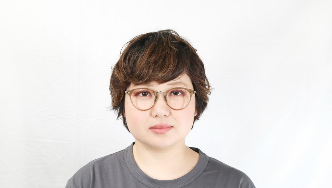 seem Oh My Glasses TOKYO Nina omg-121-OL-47 [鯖江産/丸メガネ/緑]  7