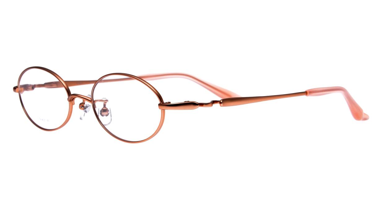 アミパリ TR-8620-3-49 [メタル/鯖江産/オーバル/ゴールド]  1