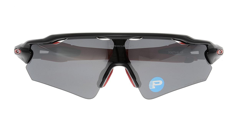 オークリー RADAR EV ASIAN FIT-OO9275-06ポリッシュドブラック Black Iridium [ハーフリム/スクエア]  3
