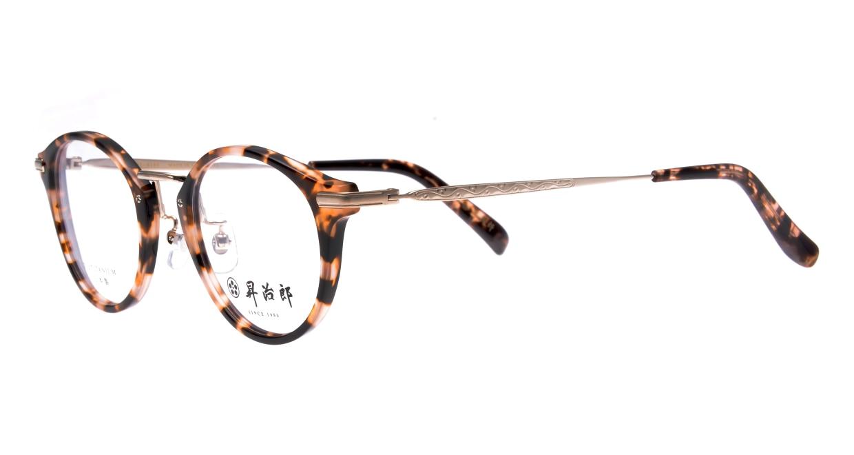 昇治郎 SJ-6103-PKD-47 [鯖江産/丸メガネ/派手]  1