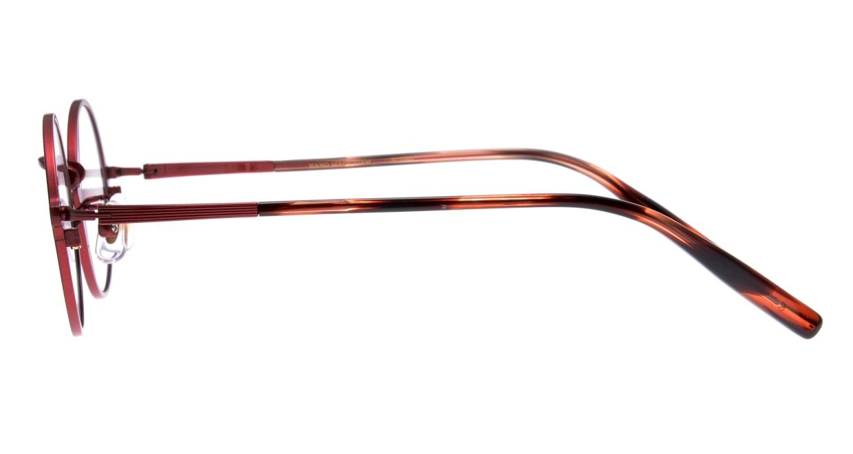 ハンドメイドアイテム H-3046-9-46 [メタル/鯖江産/丸メガネ]  2